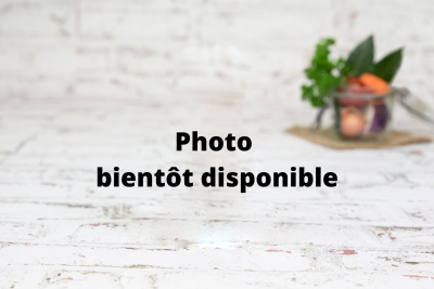 Gaspacho breton courgette concombre & menthe (750 ml)
