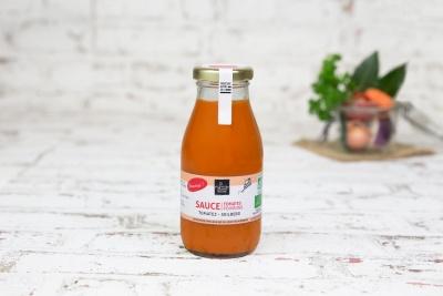 Sauce Tomate Poivron (250 g)