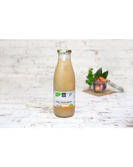 Soupe Choux Fleur, Sarrasin & Panais (750 ml)