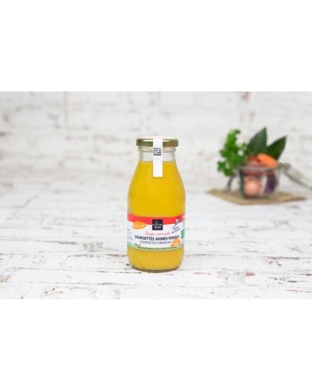 Soupe Courgettes jaunes & Fenouil (250 ml)