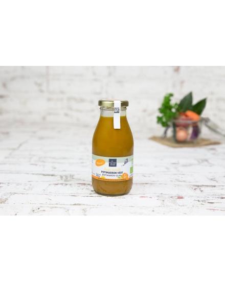 Soupe de Potimarron vert (250 ml)