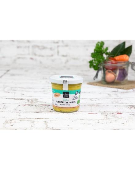 Délice de Courgettes jaunes (100 g)